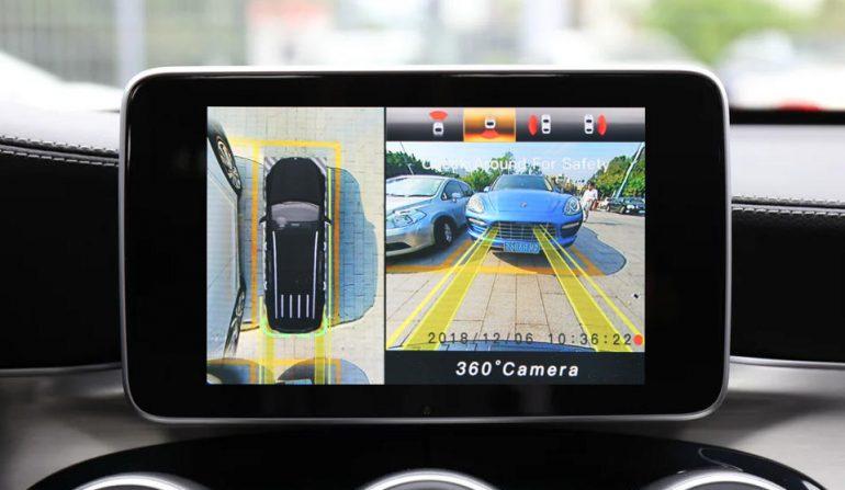 Camera 360 ô tô loại nào tốt, giá rẻ, sử dụng bền bỉ?