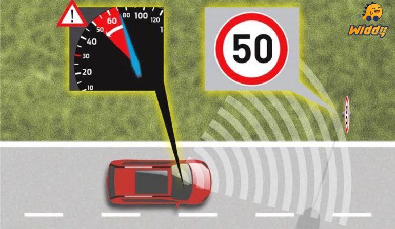 6 Lời khuyên để tránh bị phạt chạy quá tốc độ với tính năng cảnh báo tốc độ của Widdy