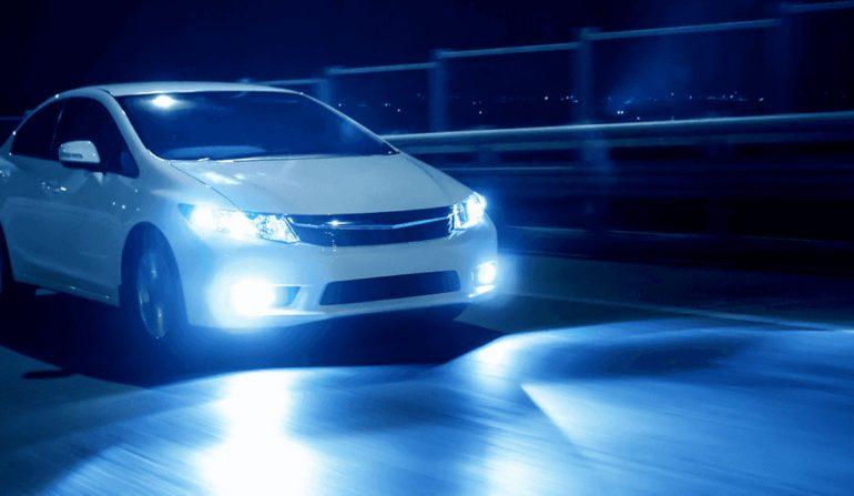 Cách dùng đèn pha ô tô, cách chỉnh đèn, đánh bóng đèn