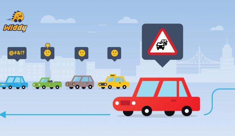 Tính toán tuyến đường nhanh nhất với tính năng điều hướng GPS dẫn đường