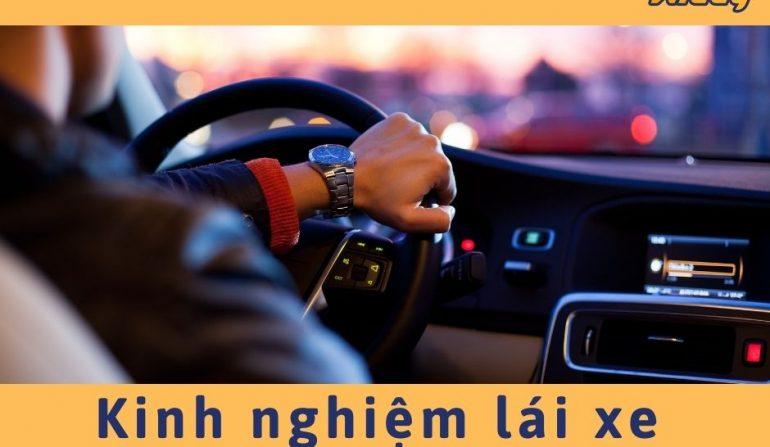 Kinh nghiệm lái xe ô tô đường dài cho những bác tài mới