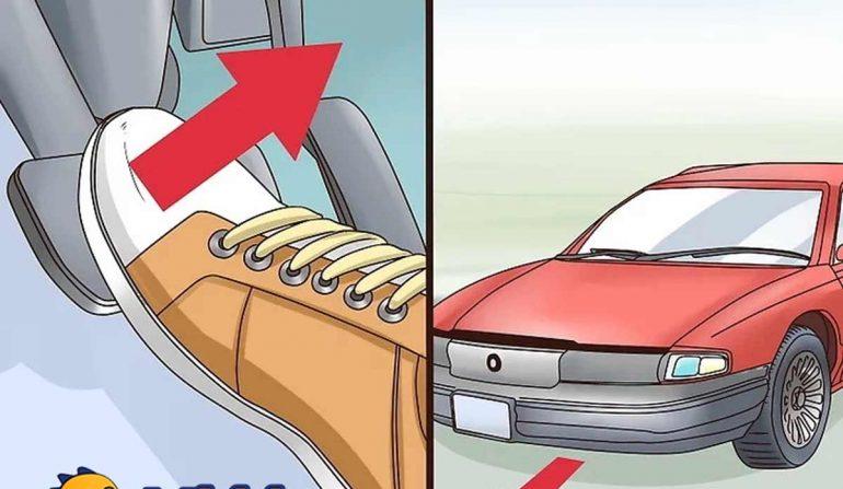 12 Bước lái xe ô tô với hộp số tự động